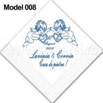 Servetele personalizate de nunta