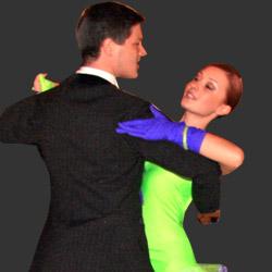 Dansatori profesionisti la nunta