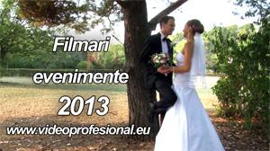 Oferte preturi filmari nunti 2013